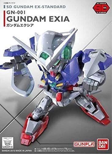 Gundam: SD Gundam EX-Standard 003 Gundam Exia Model Kit