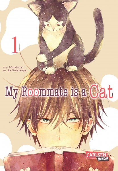 My Roommate is a Cat 01