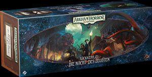 Arkham Horror LCG: Rückkehr zu: Nacht des Zeloten
