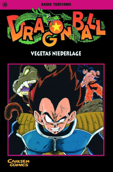 Dragon Ball 20 - Vegetas Niederlage