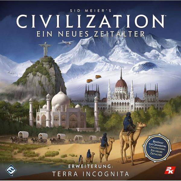 Civilization: Ein neues Zeitalter - Terra Incognita / Erweiterung DE