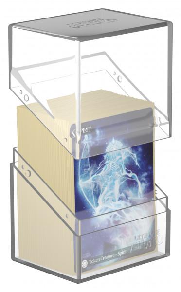 Boulder & Trade Deck Case 80+ Standardgröße Clear