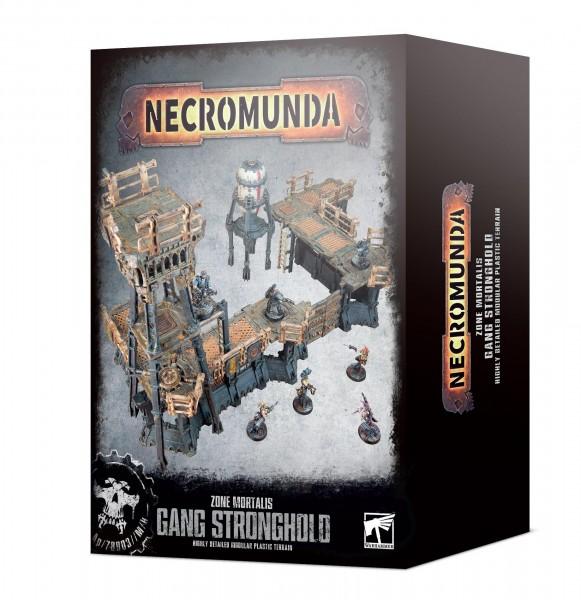 Necromunda: Zone Mortalis: Gang Stronghold