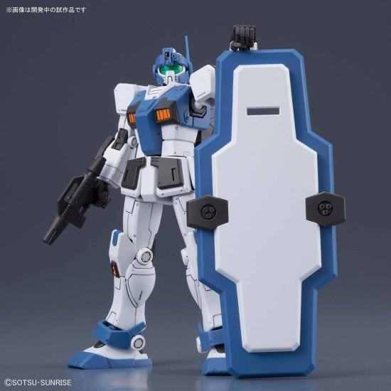 Gundam The Origin: High Grade - GM Guard Custom 1:144 Model Kit
