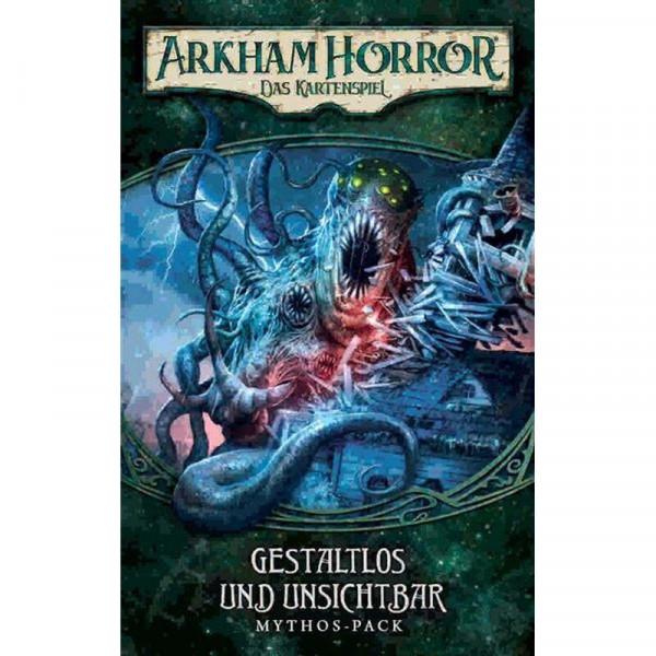 Arkham Horror LCG: Gestaltlos und Unsichtbar