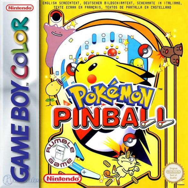 Pokemon Pinball - MODUL (Game Boy Color, gebraucht) **