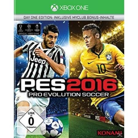 PES 2016 - Day 1 Edition