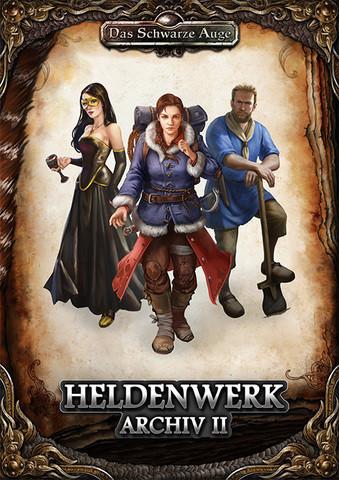 DSA5: Heldenwerk-Archiv II