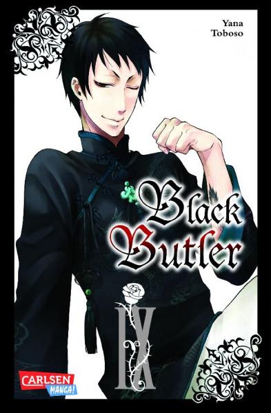 Black Butler 09