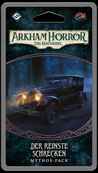 Arkham Horror: LCG - Der reinste Schrecken • Mythos-Pack (Innsmouth-3) DE