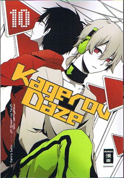 Kagerou Daze 10