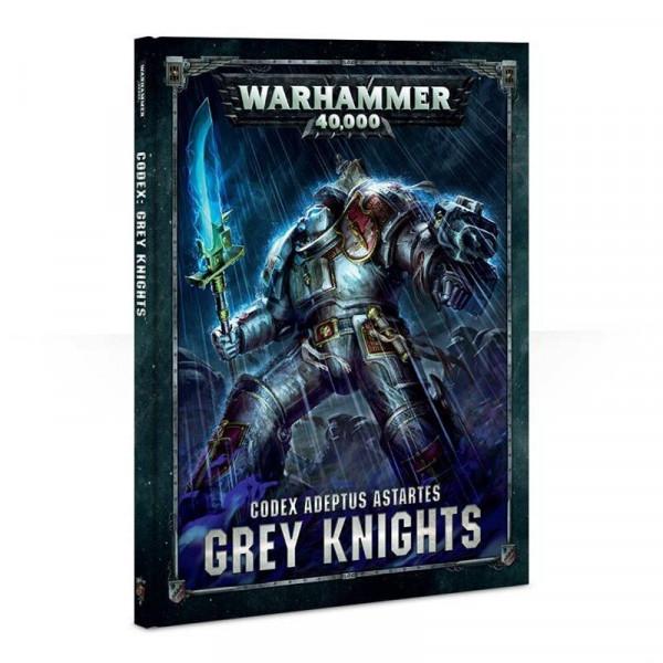 Codex: Grey Knights (Hb) (English) (57-01-60)