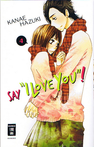 Say I love you! 04