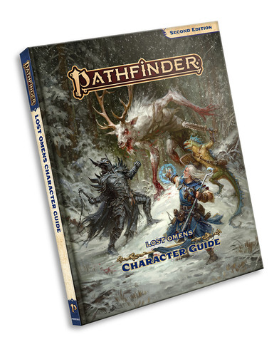 Pathfinder 2. Ed: Lost Omens - Character Guide