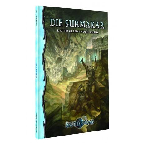 Splittermond - Die Surmaker (Unter gleisender Sonne)