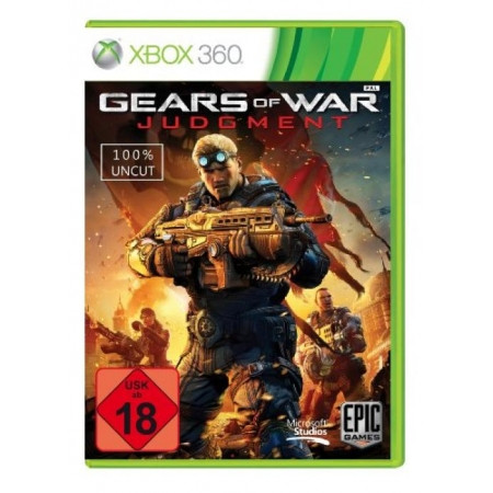 Gears Of War: Judgment (OA) **