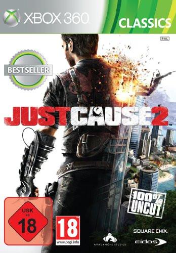 Just Cause 2 - Classics