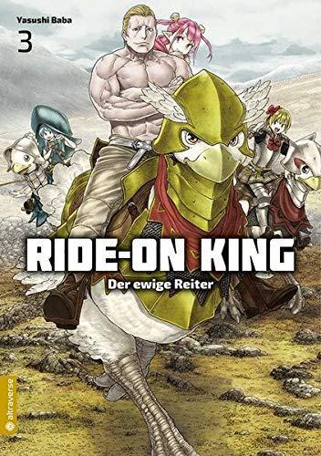 Ride on King - Der ewige Reiter 03