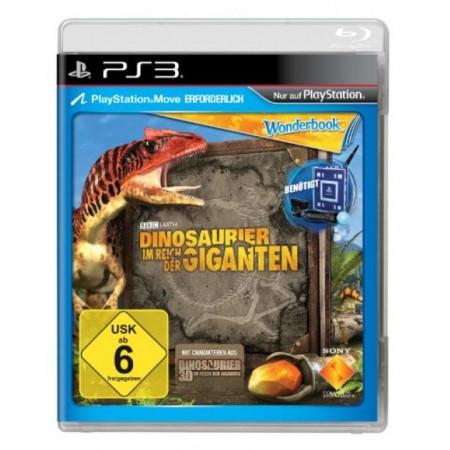 Wonderbook: Dinosaurier im Reich der Giganten