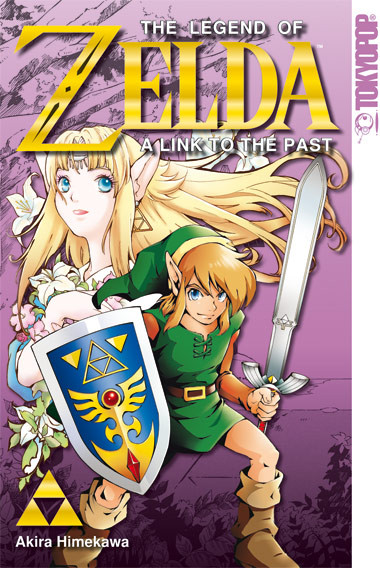 The Legend of Zelda 09 - A Link To The P