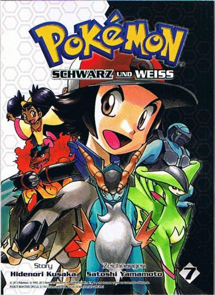 Pokemon – Schwarz und Weiss Band 07