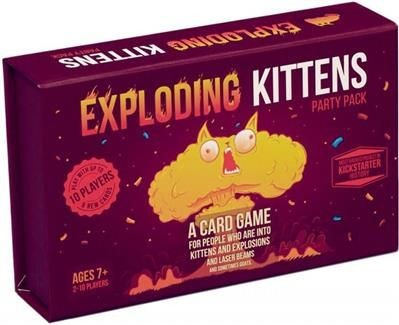 Exploding Kittens: Party Pack en