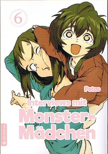Interviews mit Monster - Mädchen 06