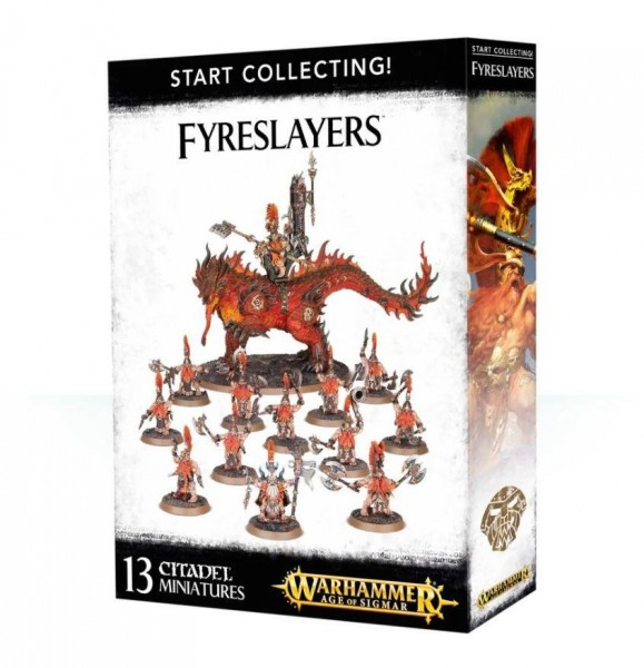 Start Collecting! Fyreslayers (70-85)