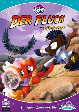 My little Pony: Tails of Equestria Der Fluch der Statuetten