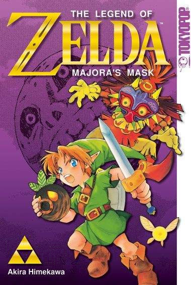 The Legend of Zelda Perfect Edition (Majoras Mask) (A Link to the Past)