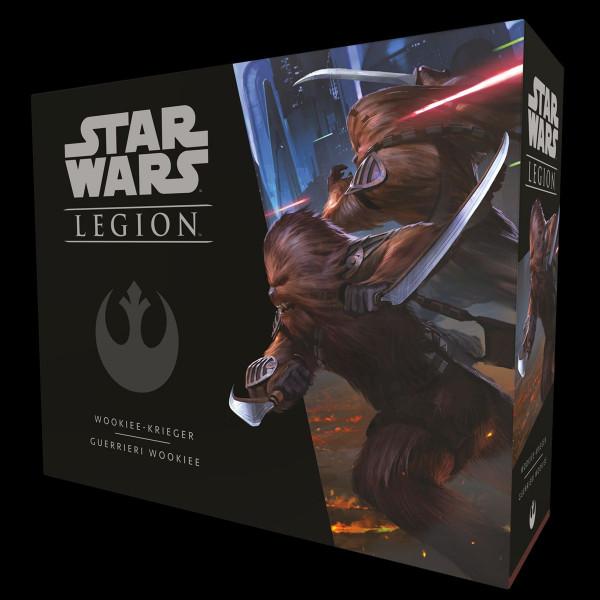 SW Legion: Wookiee- Krieger dt./it.