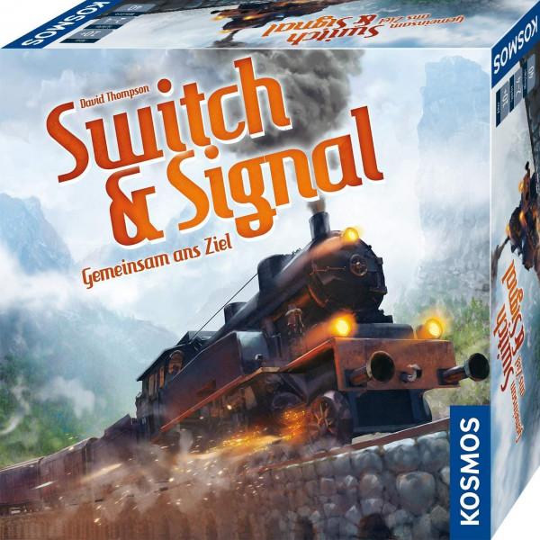 Switch & Signal DE