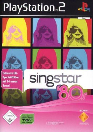 SingStar \'80s UK-Special-Edition