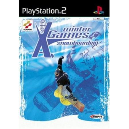 ESPN: Winter X-Games Snowboarding