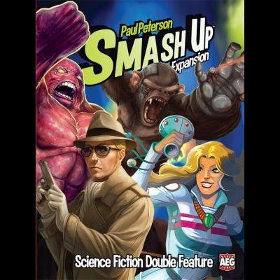 Smash Up! Science Fiction / Double
