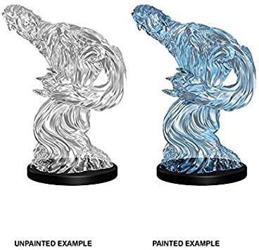 Pathfinder Deep Cuts Unpainted Miniatures: W5 Medium Water Elemental