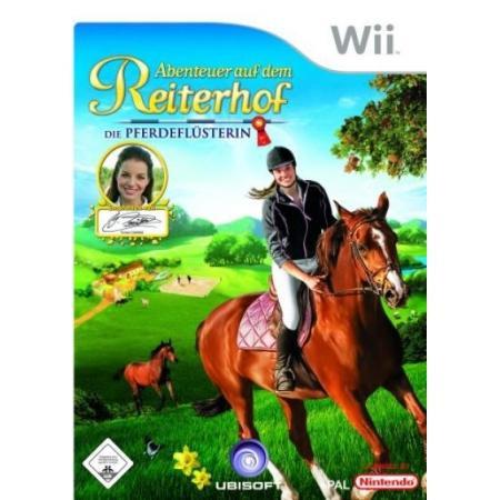 Abenteuer auf dem Reiterhof: Die Pferdeflüsterin (Wii, gebraucht) **
