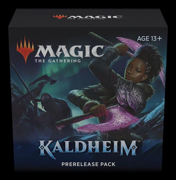Kaldheim Prerelease Pack DE