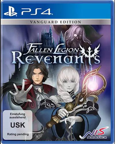 Fallen Legion: Revenants - Vanguard Edition *