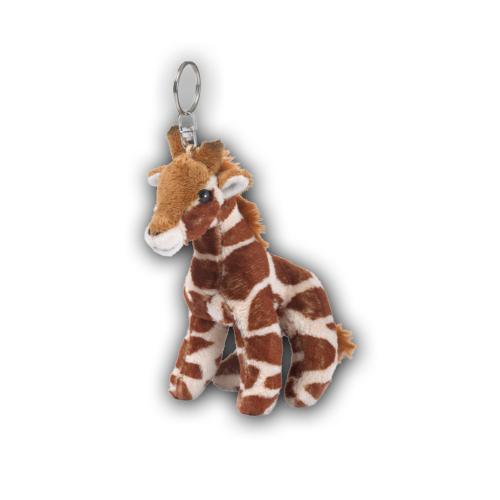 WWF Plüschanhänger Giraffe (10cm)