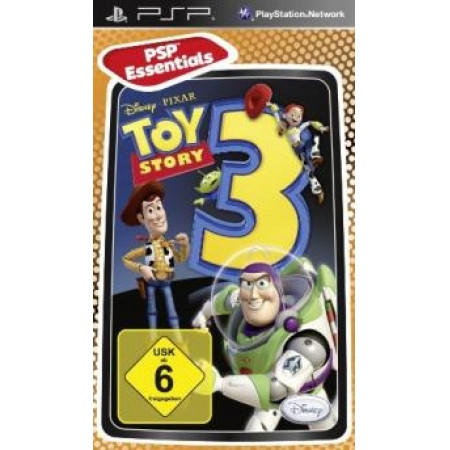Toy Story 3: Das Videospiel - Essentials