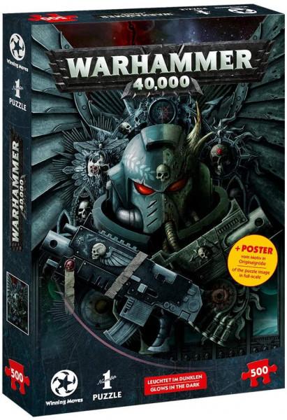 Puzzle Warhammer 40k (500 Teile)