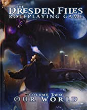 Dresden Files RPG: Our World