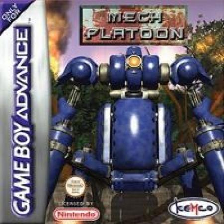 Mech Platoon - MODUL (Game Boy Advance, gebraucht)**