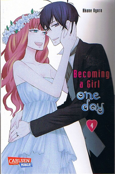Becoming a Girl One Day 04