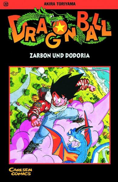 Dragon Ball 22 - Zarbon und Dodoria