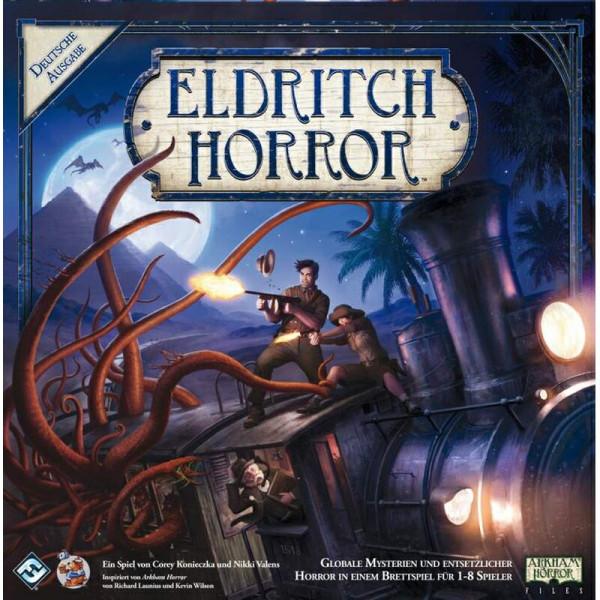 Eldritch Horror: Grundspiel de.