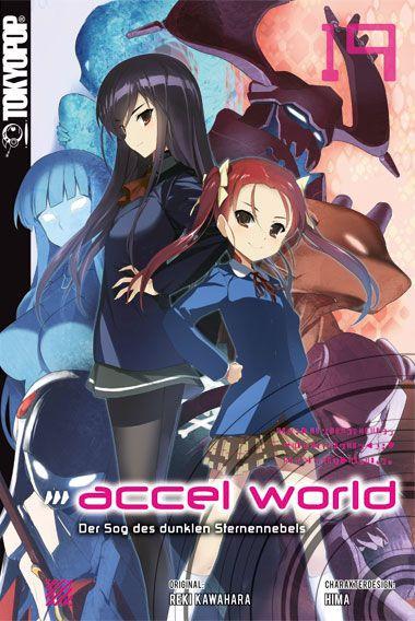 Accel World (Light Lovel) 19