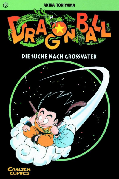 Dragon Ball 05 - Die Suche nach Großvater