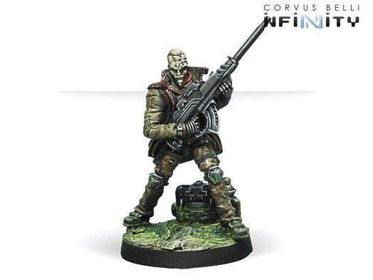 Armand Le Muet, Freelance Killer (MULTI Sniper)
